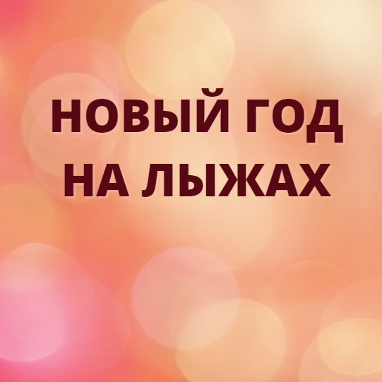 ВИТРИНА - НГ ЛЫЖИ