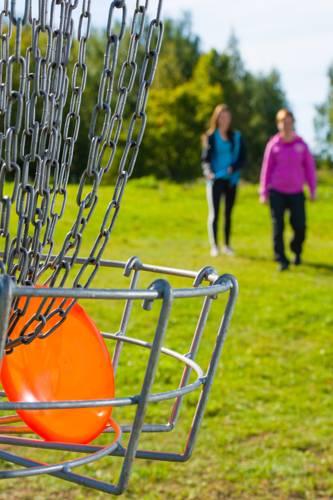турнир по диск гольфу